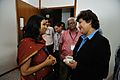 Jyoti Mehra with Paula Gangopadhyay and other participants - International Capacity Building Workshop on Innovation - NCSM - Kolkata 2015-03-26 4114.JPG