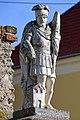 Kőszegszerdahely, Szent Flórián-szobor 2021 01.jpg