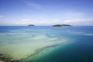 Tunku Abdul Rahman National Park - Sulug, Mamutik and Manukan islands.