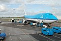 KLM Boeing 747-400; PH-BFW@AMS;18.10.2011 627af (6389226193).jpg