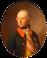 Georg Decker: Portrait of the Emperor Joseph II.