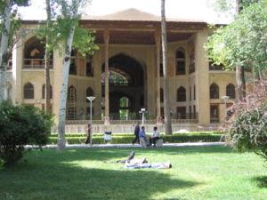 Hasht Behesht - Image: Kakh e hasht behesht esfahan
