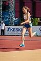 Kalevan Kisat 2018 - Women's High Jump - Ella Junnila - 5.jpg