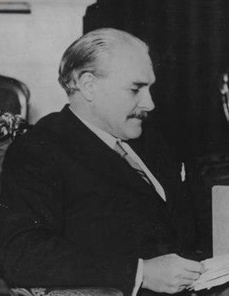 Miklós Kállay - Image: Kallay Miklos 1942