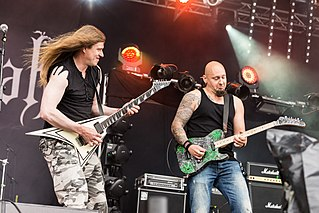 Kalmah Finnish band