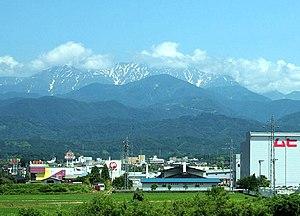 Kamiichi, Toyama - Panorama of Kamiichi