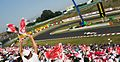 Kamui Kobayashi supporters 2011 Japan.jpg