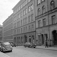 kaptensgatan 17 stockholm