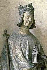 Charles V of France (Musée du Louvre)
