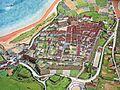 Karte von Hondarribia, frühe Neuzeit.jpg