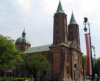 Płock - Płock Cathedral
