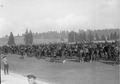 Kavallerie beim Aufsitzen - CH-BAR - 3236747.tif