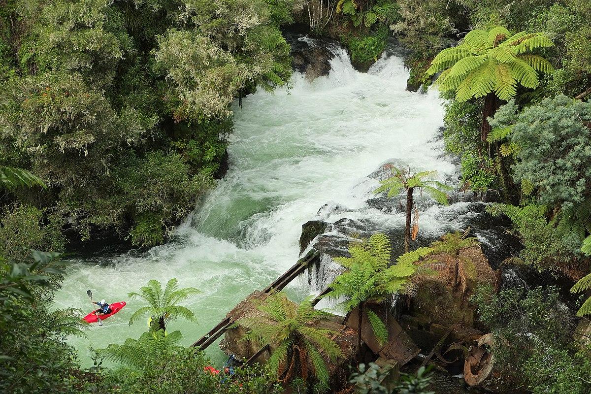 Okere Falls Wikipedia