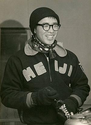 Keiichi Suzuki (speed skater) - Keiichi Suzuki in 1962