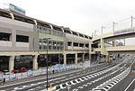Keikyu Kamata station east 20130323.jpg