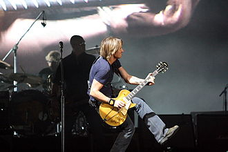 Keith Urban - Keith Urban in concert in 2007