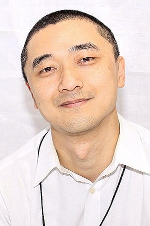 Ken Liu cover