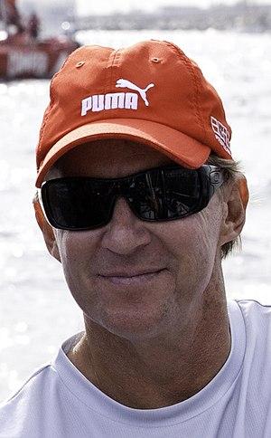 Ken Read (sailor) - Ken Read in October 2011