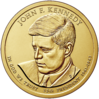 Kennedy Presidential dollar