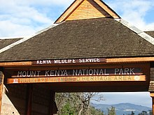 Kenya Wildlife Service Mountain Climbing Route - Park gate.jpg
