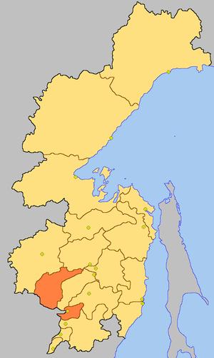 Khabarovsky District
