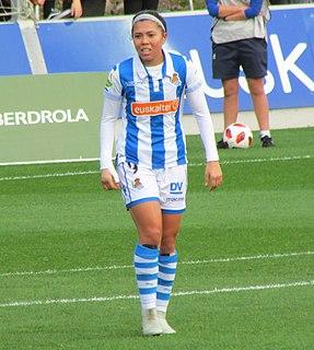 Kiana Palacios association football player