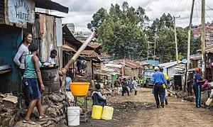 Timeline of Nairobi - Kibera, Nairobi, 2015