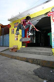 ee343e6425 Skateboarding - Wikipedia