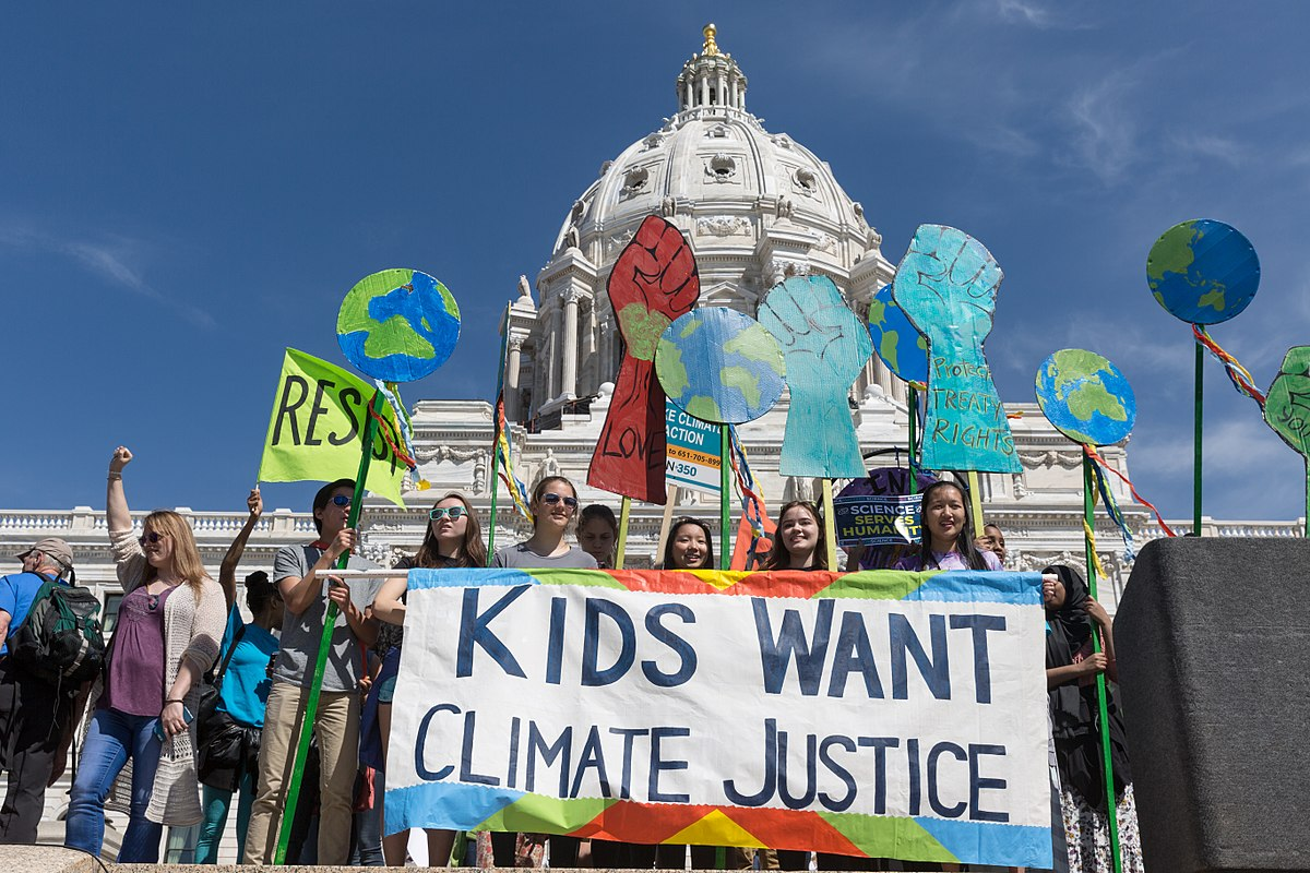 Climate change strike: thousands of school students ... |School Climate Change