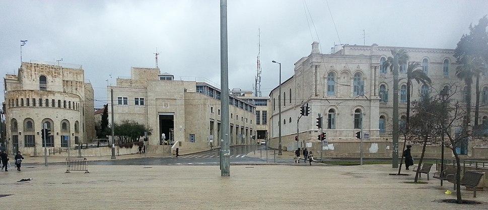 Kikr Zahal, Jerusalem 20130109 120049