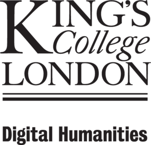 Department of Digital Humanities, King's College London - Image: King's College London Digital Humanities