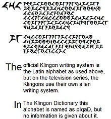 Klingon scripts - Wikipedia