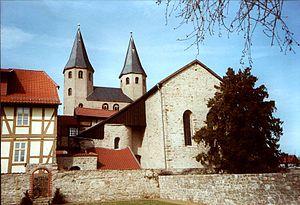 Drübeck Abbey - Spring at Drübeck Abbey