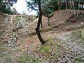 Ko-ishigaki Stonewall(one of the Onojo-Castle-Ruins).jpg
