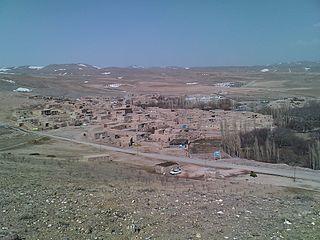 Kuh Sakht village in Razavi Khorasan, Iran
