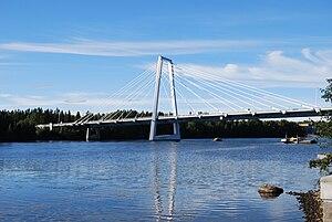 Ön, Umeå - Image: Kolbäcksbron