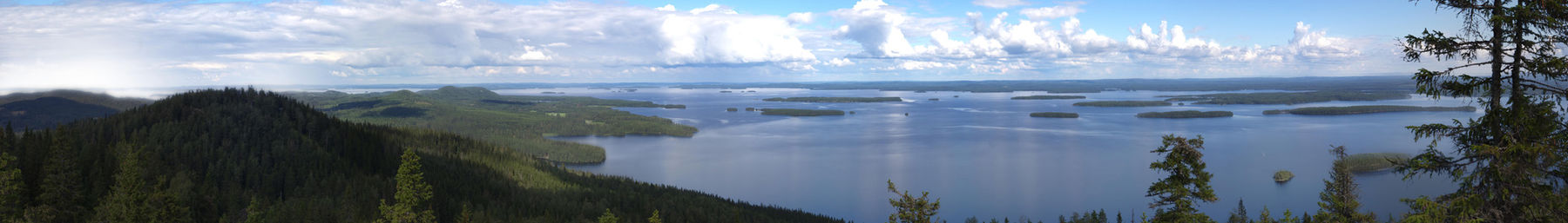Lake Pielinen, Koli National Park