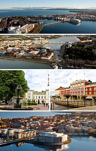 Jönköping - Collage of Jönköping