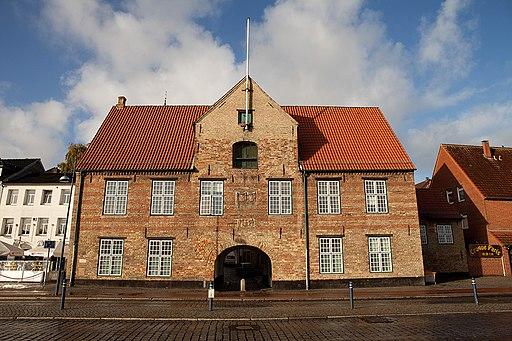 Kompagnietor Gebäude Flensburg