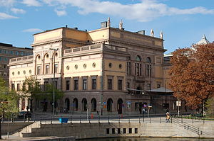 Royal Swedish Academy of Fine Arts - The Royal Swedish Academy of Arts in Stockholm