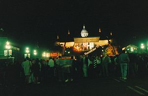 "Barcelona (Freddie Mercury and Montserrat Caballé song) - Festival ""La Nit"", Barcelona, 8 October 1988, Freddie Mercury's final concert."