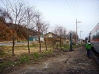 Korail Gyeongjeon Line Guryong Station.jpg