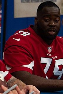 Korey Cunningham American football offensive tackle