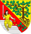 Krásná Lípa coat of arms
