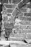 kraagsteen boogfries zuid-zijde koor - hoogkerk - 20115211 - rce