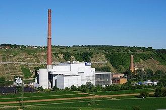 Walheim - Walheim Power Plant