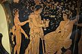 Krater, red figure, Giudice Painter, 420-410 BC, youthful Dionysos, AM Agrigento, 121102.jpg