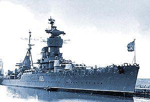 Chapayev-class cruiser - Image: Kreiser komsomolec