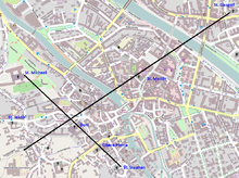 Karte Bamberg Landkarte.Bamberg Wikipedia