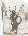 Kristus frestas av djävulen Hauho kyrka.jpg